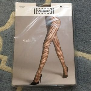NWT Wolford Madeline Tights